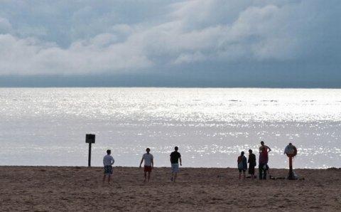 Norul tsunami. Imaginea care a atras atenţia întregii lumi