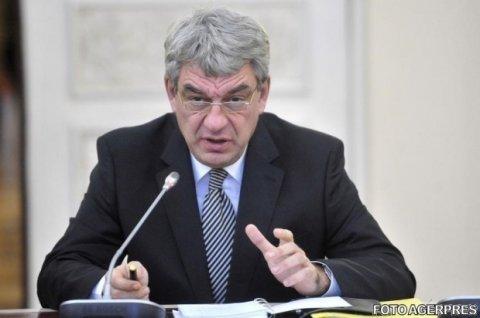 Premierul Mihai Tudose: În mod cert modificăm redevenţele de la 1 ianuarie 2018