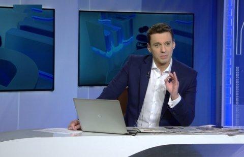 Mircea Badea, chemat la poliție pentru criticile de pe Facebook.