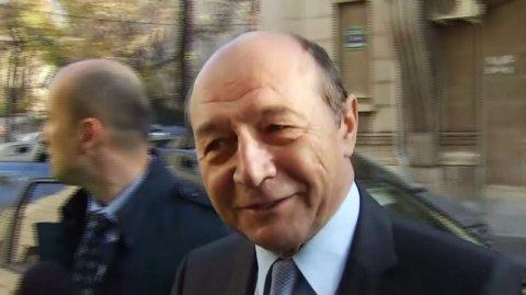 """Traian Băsescu, audiat la DNA: """"Am fost martor la o comisie rogatorie"""""""