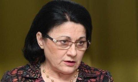 Ecaterina Andronescu, din nou ministru al Educației