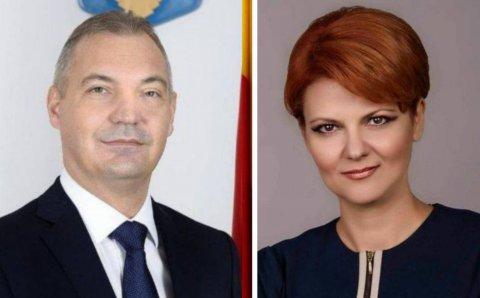 Mircea Drăghici, propus la Ministerul Transporturilor, iar Olguța Vasilescu la Ministerul...