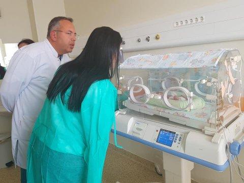 Încă o maternitate a fost închisă de urgență, în Capitală