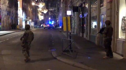 Atac armat în centrul orașului Strasbourg! Sunt cel puțin trei morți și 11 răniți. Atacatorul...