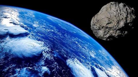 """Descoperirea făcută de NASA pe un asteroid aflat aproape de Pământ. """"Era acolo de la..."""