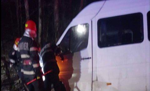 Tragedie în Constanța. Un bărbat a murit după ce a fost călcat de un microbuz