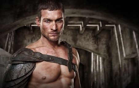 "Andy Whitfield, actorul principal din ""Spartacus"", a murit  429"