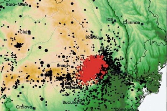 Efectele ar fi devastatoare. În România s-ar putea produce un cutremur cu o magnitudine similară cu a celui din Iran 407