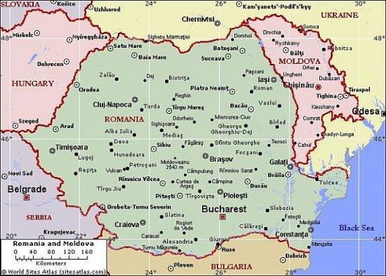 """După regionalizare harta României va arăta altfel. """"Trebuie să ne UNIM cu ei"""", spun conservatorii 442"""