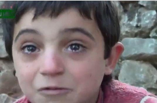 Imaginile care îţi vor rupe sufletul. Mesajul acestui copilaş nu te va lăsa indiferent 442