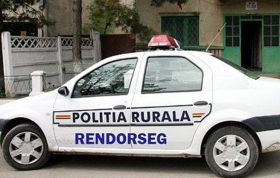 În ROMÂNIA, Poliţia a fost amendată pentru că pe maşini nu scria în UNGUREŞTE  442