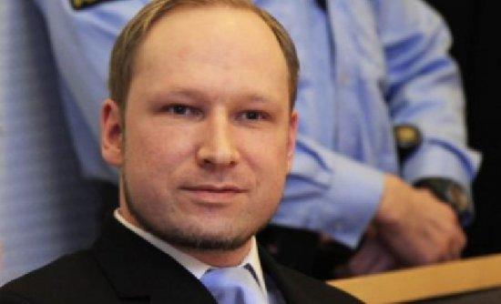 Norvegia îi refuză lui Breivik înfiinţarea unui partid fascist 534
