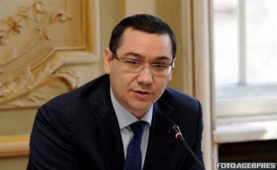 Ponta susţine proiectul ideatic Statele Unite ale Europei: Trebuie susţinut de orice om politic cu viziune 482