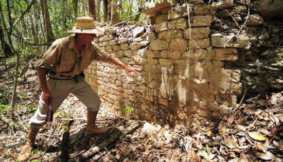 """DESCOPERIRE FASCINANTĂ în jungla mexicană. """"E unul dintre cele mai mari situri ale civilizaţiei maya din regiune"""" 482"""