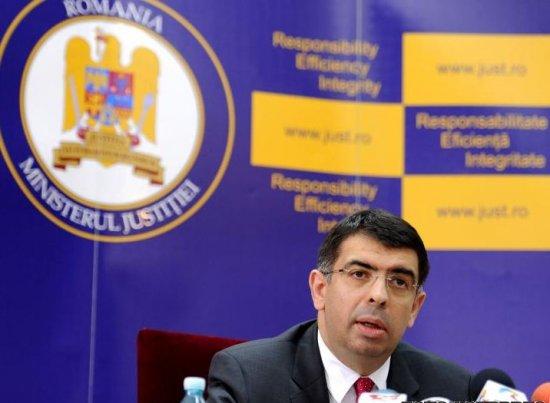 Cazanciuc: Anularea pensiei speciale a magistraţilor condamnaţi pentru corupţie, discutată la CSM 482