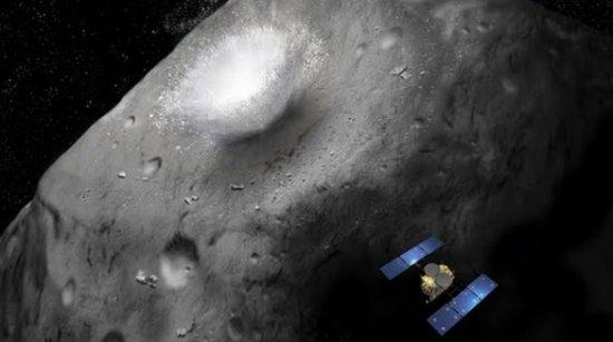 Japonezii au construit un TUN SPAŢIAL menit să arunce în aer un asteroid 479