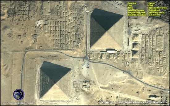 """Ce s-a descoperit SUB piramidele din Egipt. """"E ca un tunel, care străbate miezul Pământului"""" 442"""