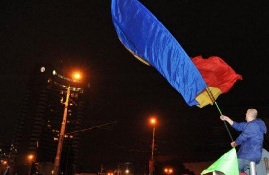 A noua duminică de proteste faţă de Roşia Montană. Circa 3.000 de manifestanţi se îndreaptă spre Guvern 418