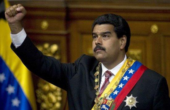 Moş Crăciun vine mai devreme în Venezuela, la ordinul preşedintelui Maduro 768