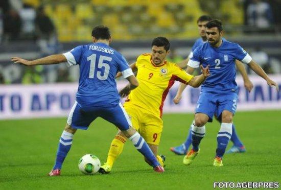 România - Grecia, scor 0 - 1 la pauză. Misiune imposibilă pentru tricolori 768
