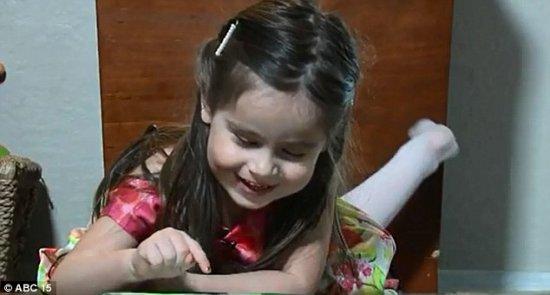 Copila asta de 3 ani este un GENIU. Are un IQ mai mare ca al lui Einstein sau Bill Gates 442