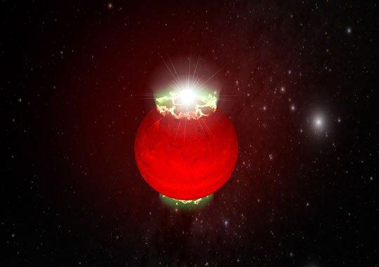 """NASA a dezvăluit misterele """"Planetei X"""" 416"""