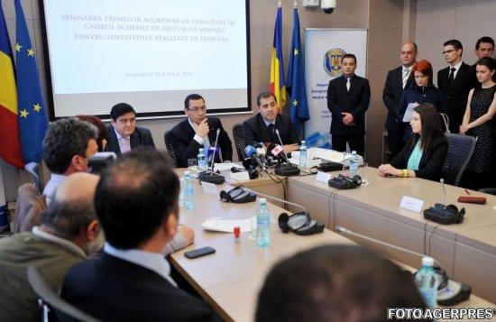 Ponta: Scutirea de impozit pe profitul reinvestit, pusă în aplicare de la 1 iulie 482