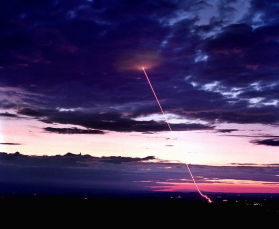 Americanii au testat pentru prima dată scutul antirachetă. Ce a apărut IMEDIAT pe CER 442