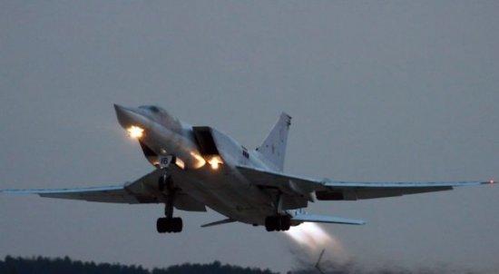 Ce poate face noul bombardier supersonic intrat în serviciul forţelor aeriene din Rusia 534