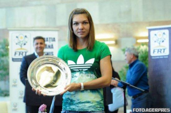 Simona Halep, nominalizată la titlul de jucătoare a lunii mai. O puteţi vota pe site-ul WTA 405