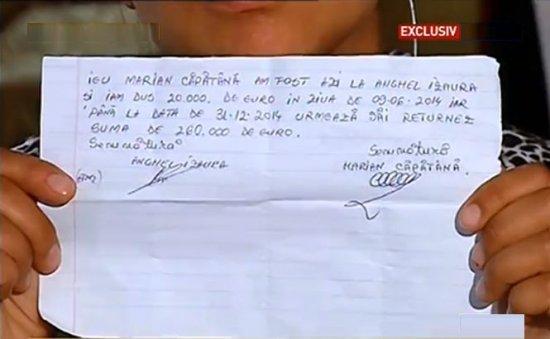 Fiica lui Bercea susţine că i s-au dat bani, ca să nu dea înregistrările cu Mircea Băsescu la DNA 418