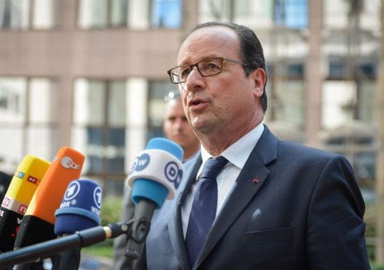Francois Hollande: Livrarea celei de-a doua nave de tip Mistral va depinde de atitudinea Rusiei 405