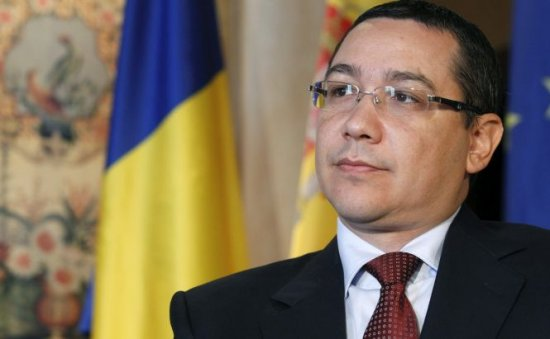 Ponta: Proiectul UDMR de autonomie nu va avea susţinere 418