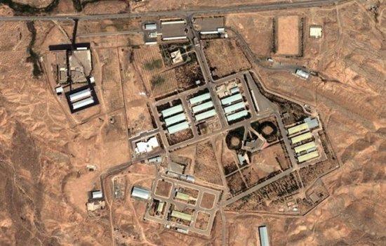 O explozie puternică a avut loc într-un complex nuclear din Iran 407