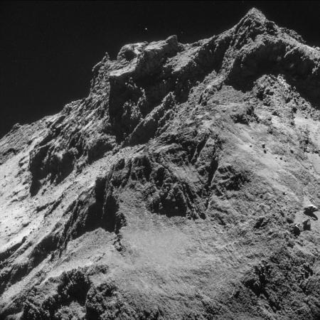 """Descoperirea FABULOASĂ pe cometa Ciuriumob-Gherasimenko: """"Am detectat VIAŢĂ"""" 442"""