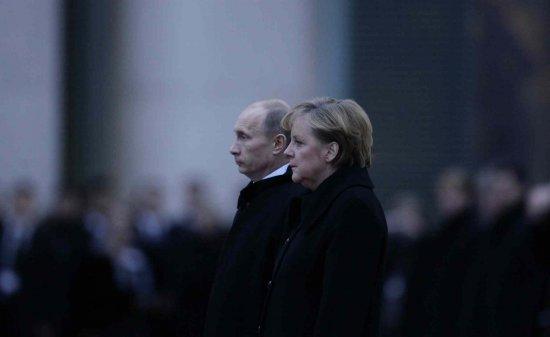 Germania, de neclintit în faţa Rusiei. Declaraţia făcută aseară de Merkel care îl pune pe gânduri pe Vladimir Putin 442