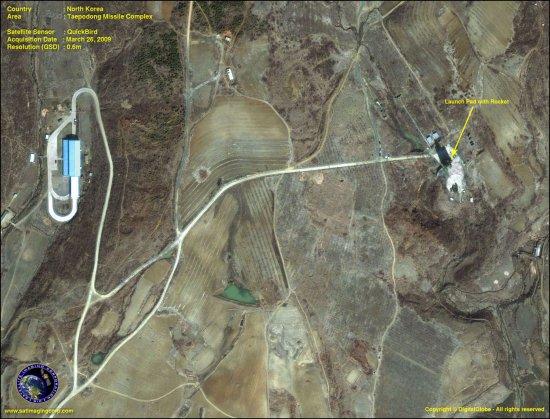 Imaginile din satelit care arată ce se întâmplă în Coreea de Nord 442
