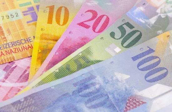 Francul elveţian s-a stabilizat pe pieţele externe 407