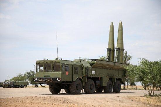 Rusia a testat cu succes rachetele de tip Iskander-M 127