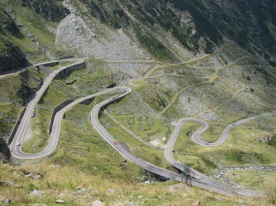 Se închide traficul pe Transfăgărăşan! 534