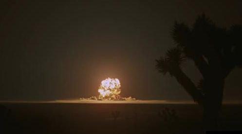 VIDEO. Imagini HD nemaivăzute, cu explozia unei bombe nucleare 416