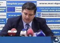 CSM a decis încetarea detaşării lui Sântion la Ministerul de Interne