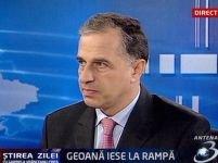 """Geoană: ?Băsescu a declanşat referendum pentru a face reclamă PD-ului"""""""