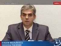 Nicolăescu: bolnavii de cancer sunt păcăliţi cu medicamentele de farmacişti