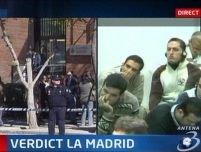 9 dintre teroriştii vinovaţi de atentatele de la Madrid în greva foamei
