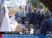 O mişcare italiană de extremă dreapta ameninţă taberele de rromi