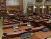 Cum votează deputaţii României la două mâini