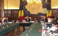 Guvernul român şi cel maghiar în şedinţă comună la Bucureşti