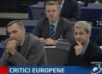 Critici europene: Guvernul României e incapabil să-şi respecte angajamentele