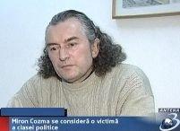 Eliberarea condiţionată a lui Cozma va fi analizată pe 27 noiembrie